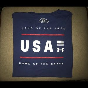 USA! By Under Armour